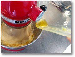 Puis ajouter le beurre